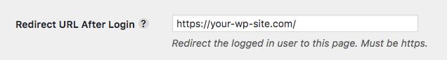 Facebook Login Redirects - AppPresser Docs