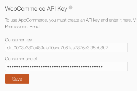 AppCommerce Setup - AppPresser Docs