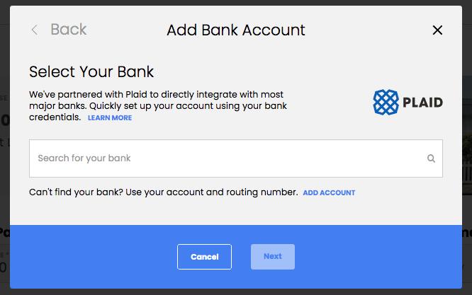 How do I set up a bank account for rent deposits? - Rentler