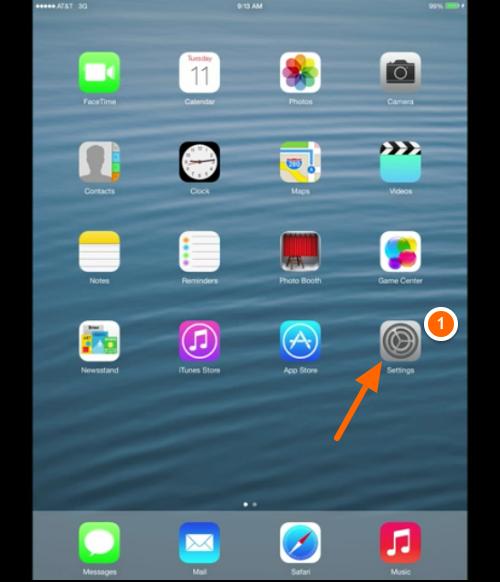 How do I use e-prescribe on my phone/tablet (iOS