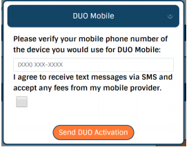 Activating the DUO Mobile app - Luminello Help Center