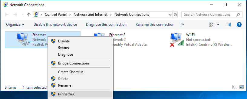 "Error: ""Speedify Virtual Adapter is disabled"" - Speedify"