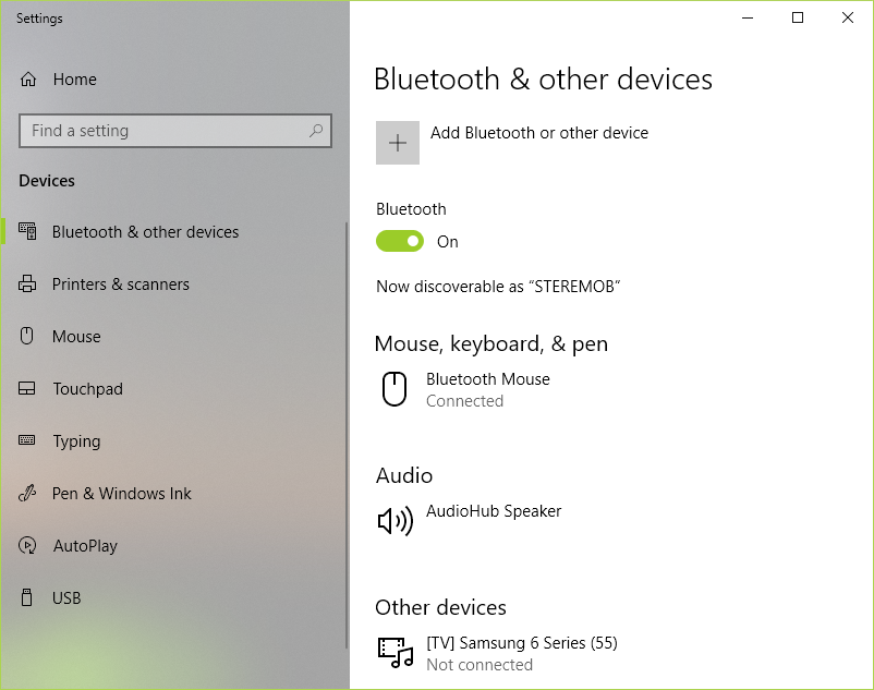 How to Tether an Android to a PC via Bluetooth - Speedify Knowledge Base