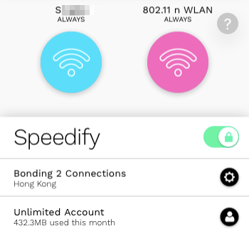 How to Combine Two Wi-Fi Connections on Mac - Speedify Knowledge Base