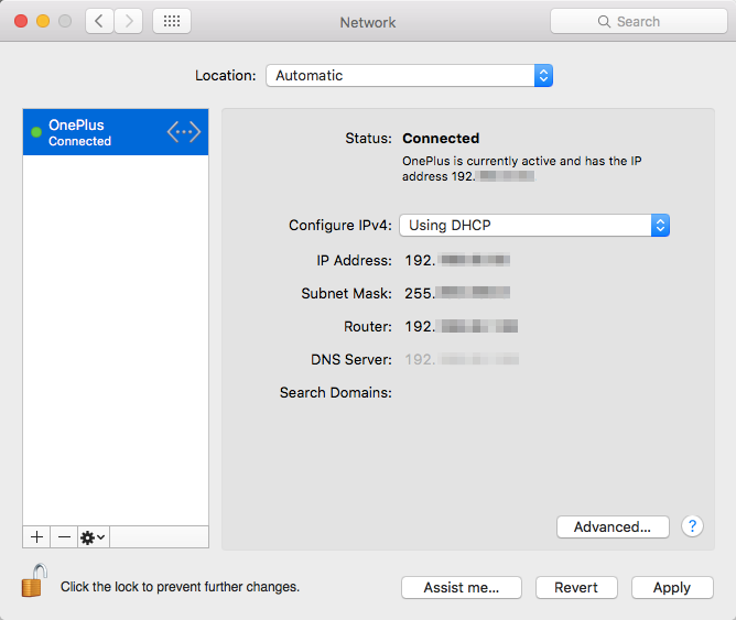 How to Tether an Android to a Mac: USB Cable - Speedify Knowledge Base