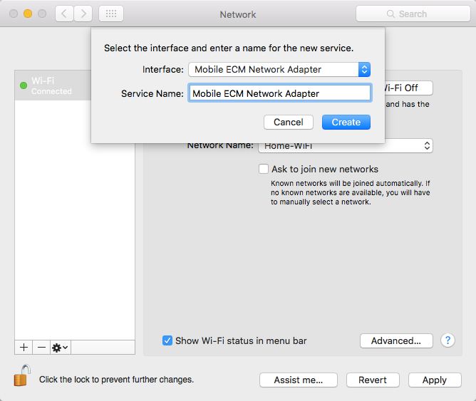 How to Combine Wi-Fi and 3G / 4G Dongle on a Mac - Speedify