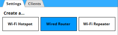How to share my Android Internet connection to my router - Connectify