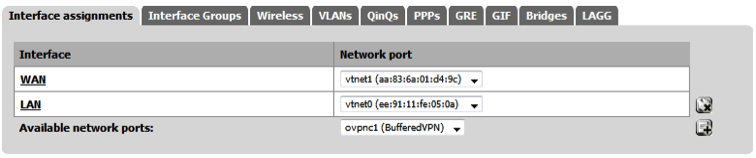 pfSense Guide – Buffered com