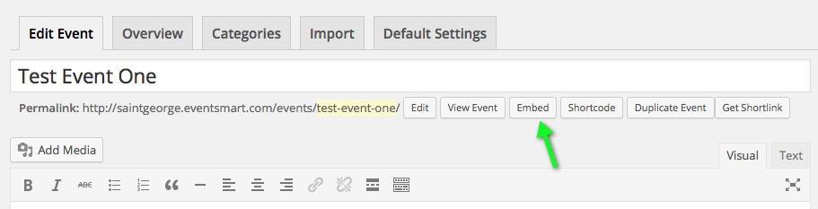 How to Embed the Ticket Selector in a Squarespace Website