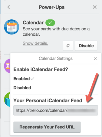 how to create an icalendar feed