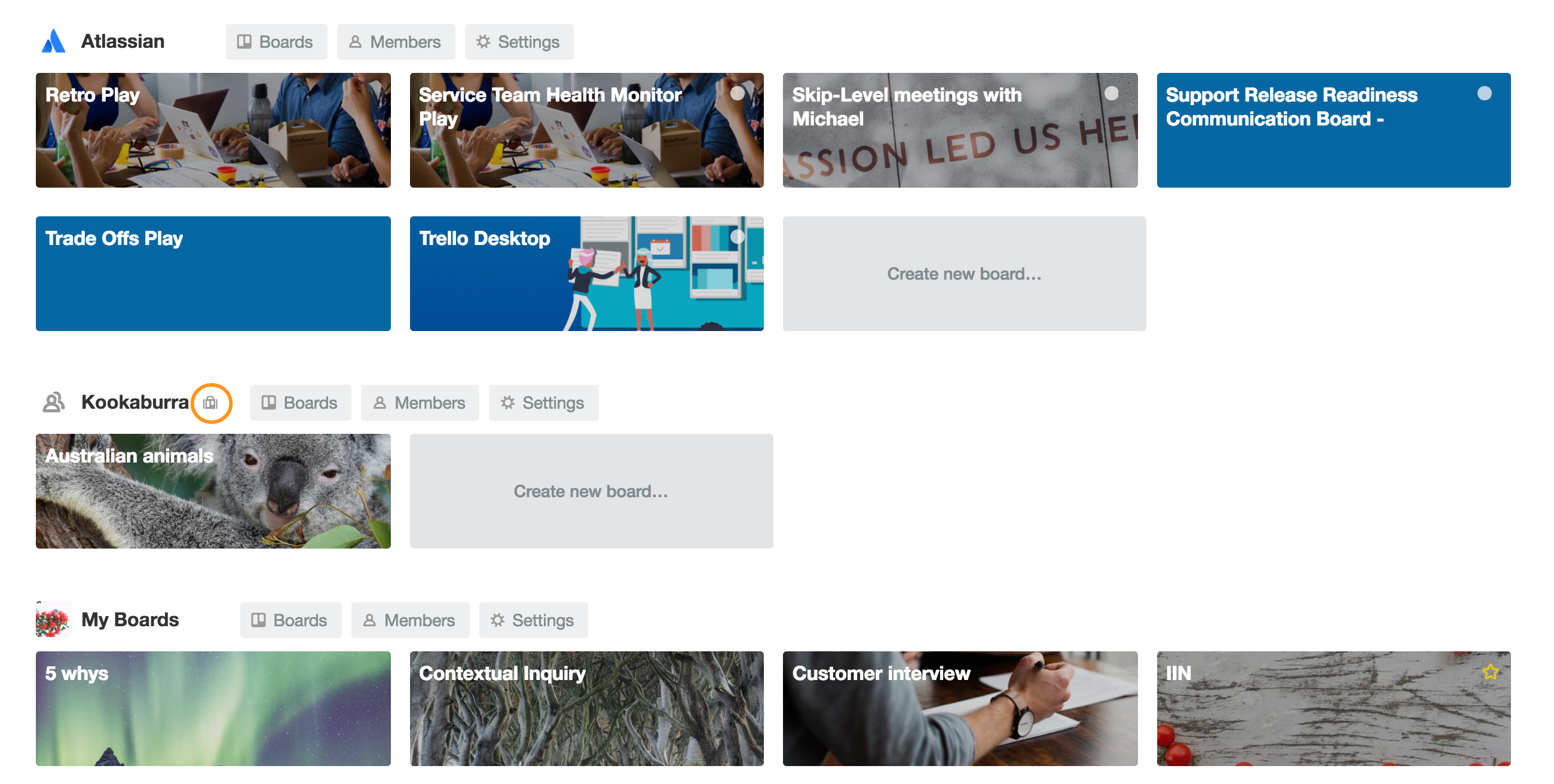 32a57aaa9cc Setting up your Business Class team - Trello Help