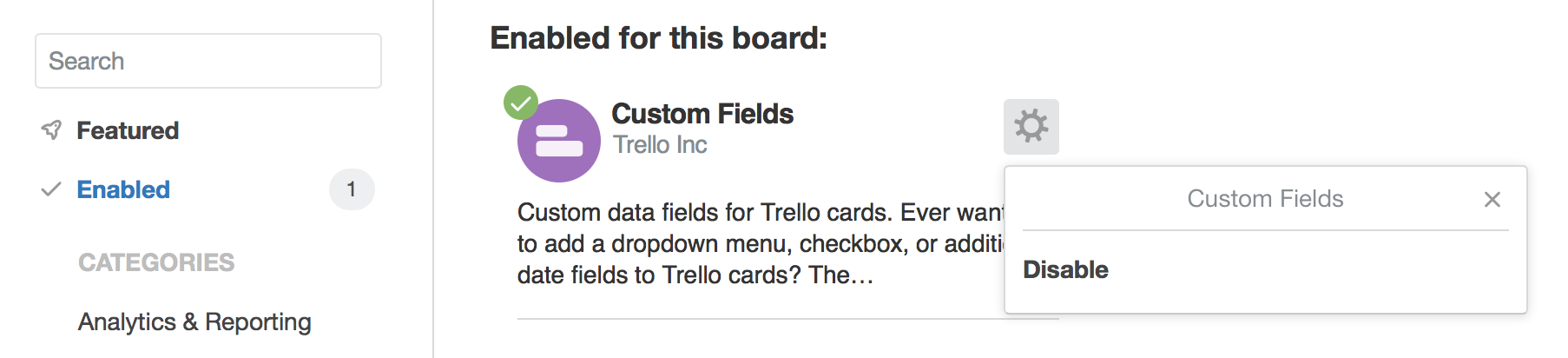 Using the Custom Fields Power-Up - Trello Help