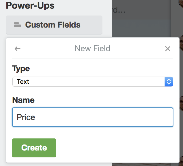 Using the Custom Fields Power-Up - Trello Help
