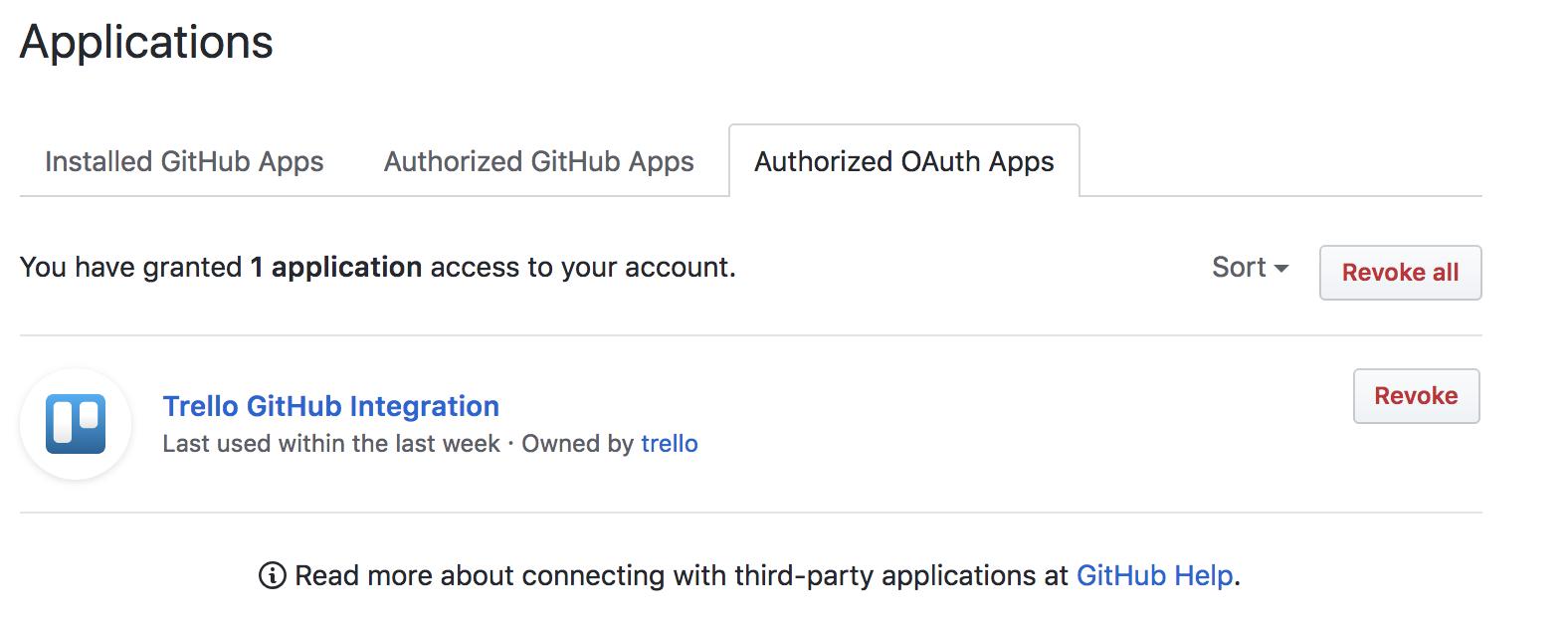 GitHub Power-Up Organization Repos Not Showing - Trello Help