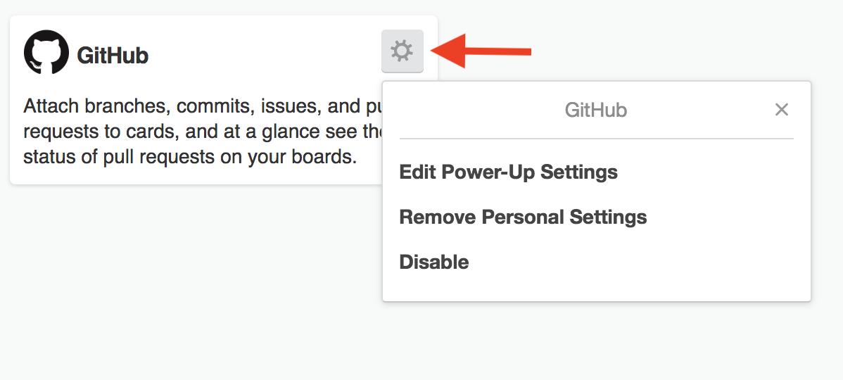 Using the GitHub Power-Up - Trello Help