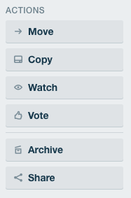 Archiving and deleting cards - Trello Help