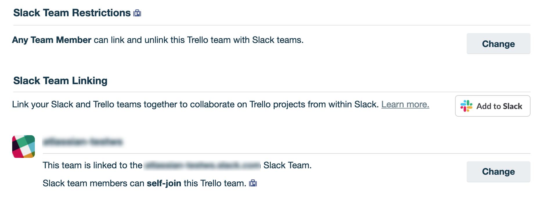 The Trello App for Slack - Trello Help