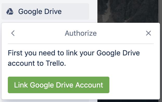 Using The Google Drive Power Up Trello Help