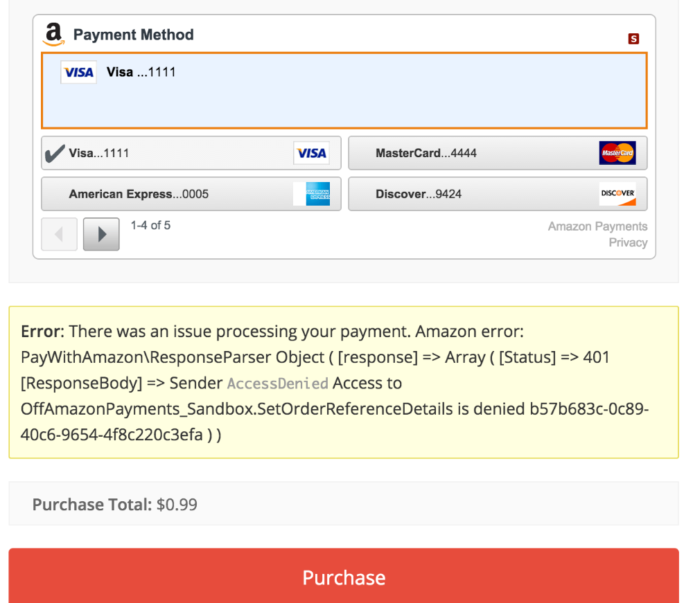 Amazon Payments Common Issues and FAQ - Easy Digital Downloads