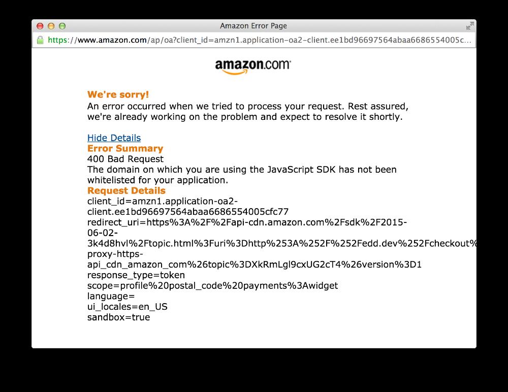 Amazon Video Problems