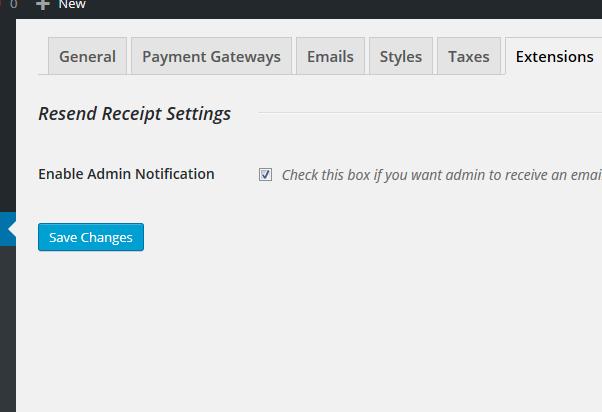 resend receipt easy digital downloads
