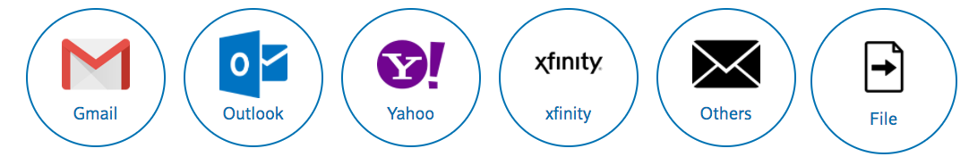 Contacts Import Step-by-Step Walkthrough - Xfinity Import