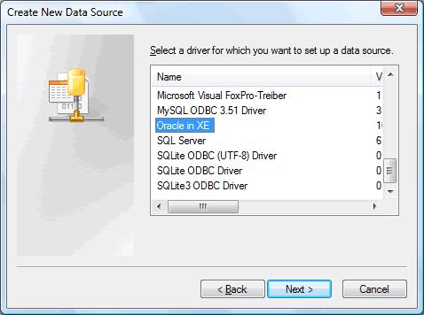 New ODBC DSN (Data Source Name) - SQLyog Knowledge Base