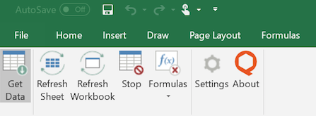 How do I download data using the Excel Add-In? - Quandl Help