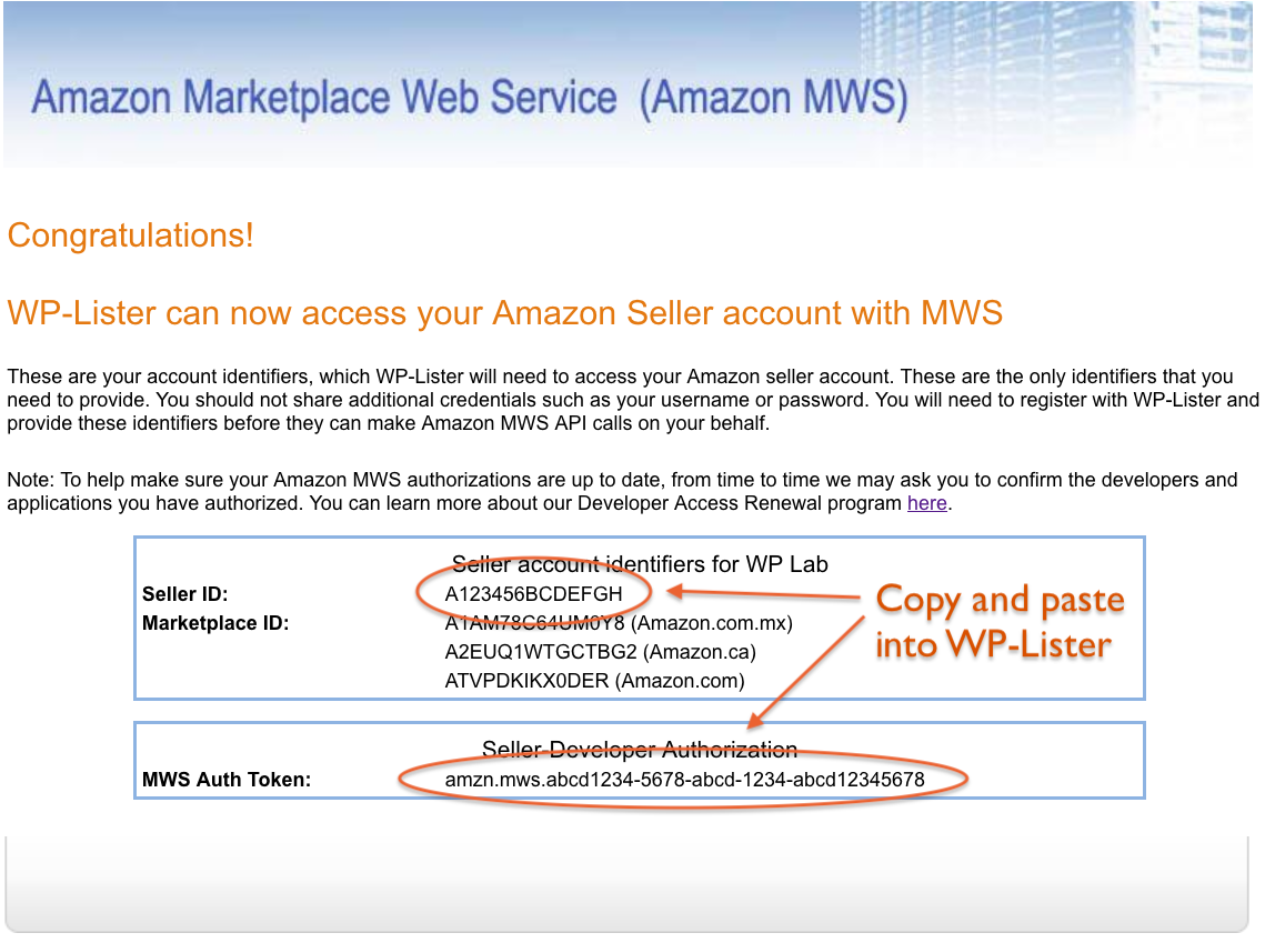 How to set up WP-Lister for Amazon - WP Lab Knowledge Base