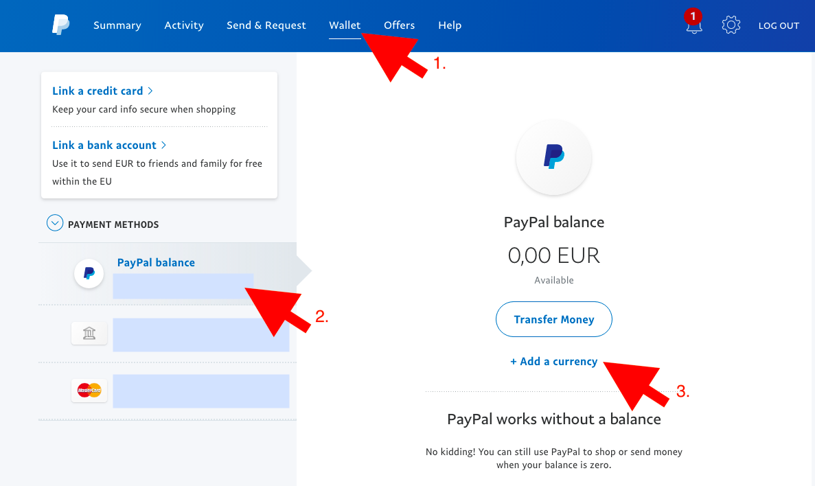 Resolving errors with PayPal - Sellfy documentation