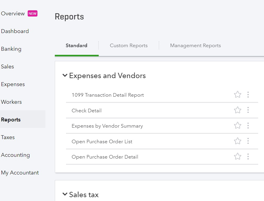 How to Export a 1099 Transaction Detail Report from ...