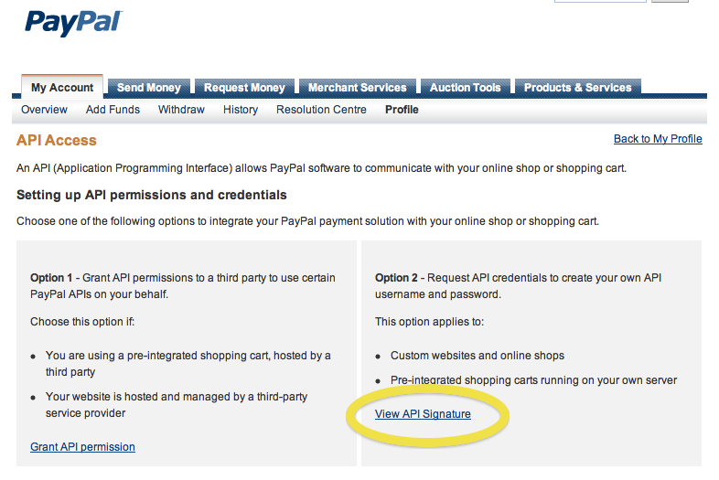 how to set up a paypal bank feed paytraq help desk