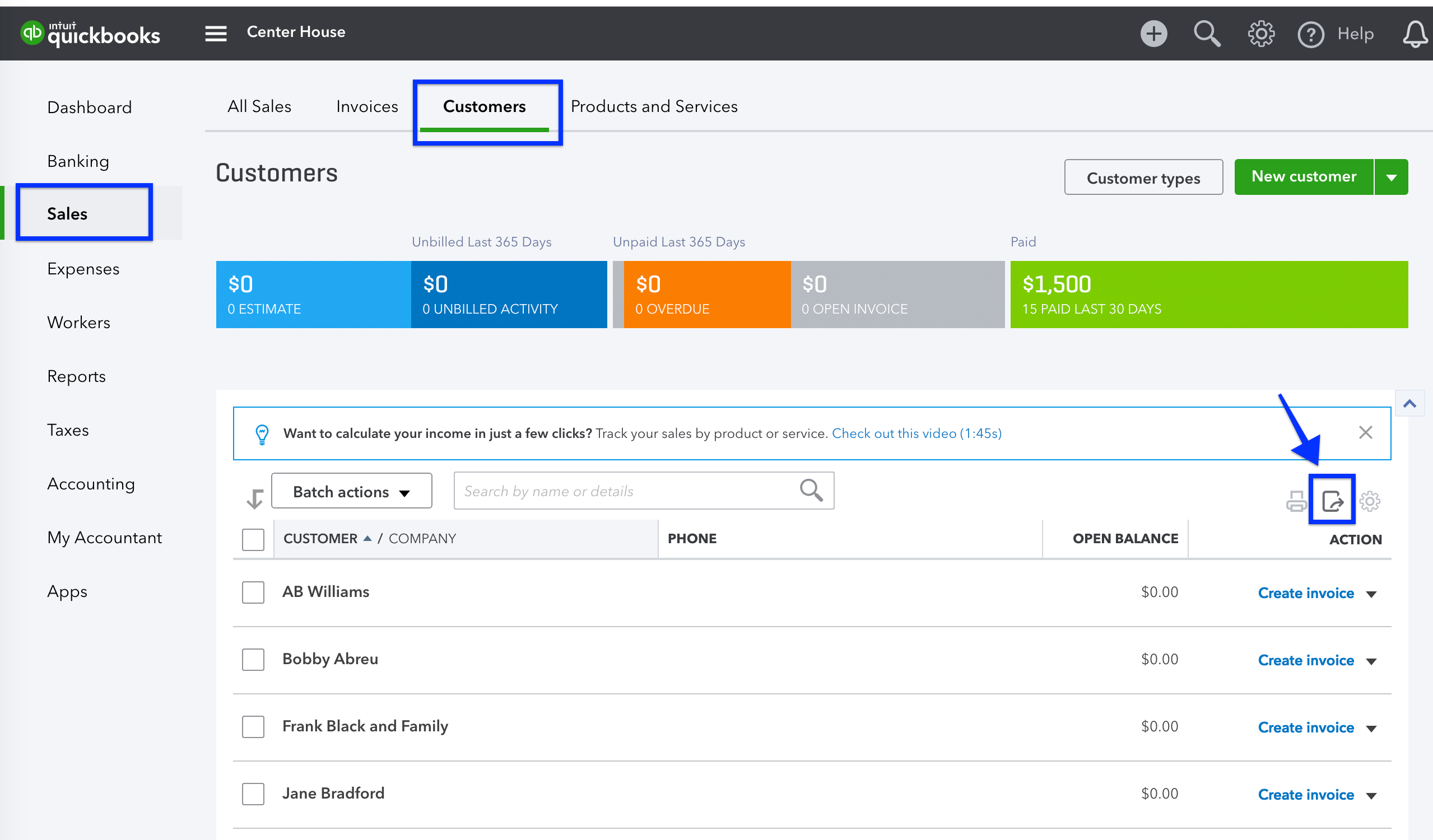 Migrating from QuickBooks to LGL - Little Green Light