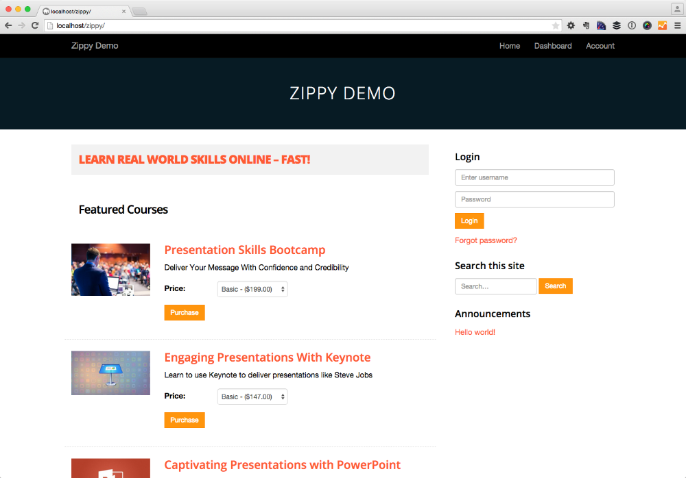 How to Promote and Sell your Courses Using the Zippy Courses Course  Directory - Zippy Courses