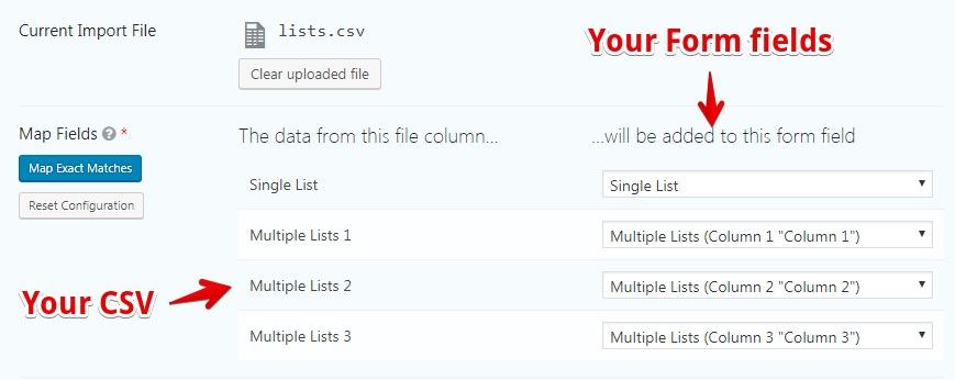 Entry Importer: Preparing Your CSV for Import - GravityView