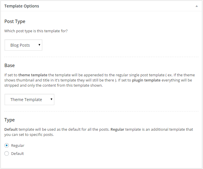 Templates for Blog Posts and Custom Post Types - Live Composer ...