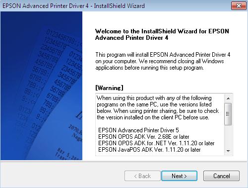 How Do I Configure My EPSON Receipt Printer to Print Online