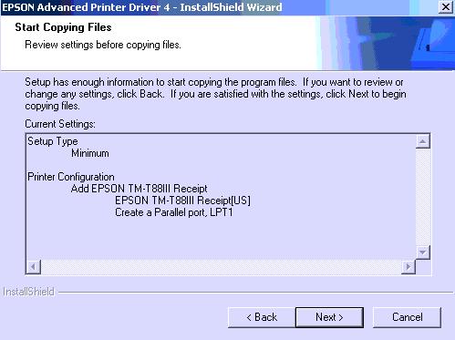 How Do I Configure My EPSON Receipt Printer to Print Online Orders