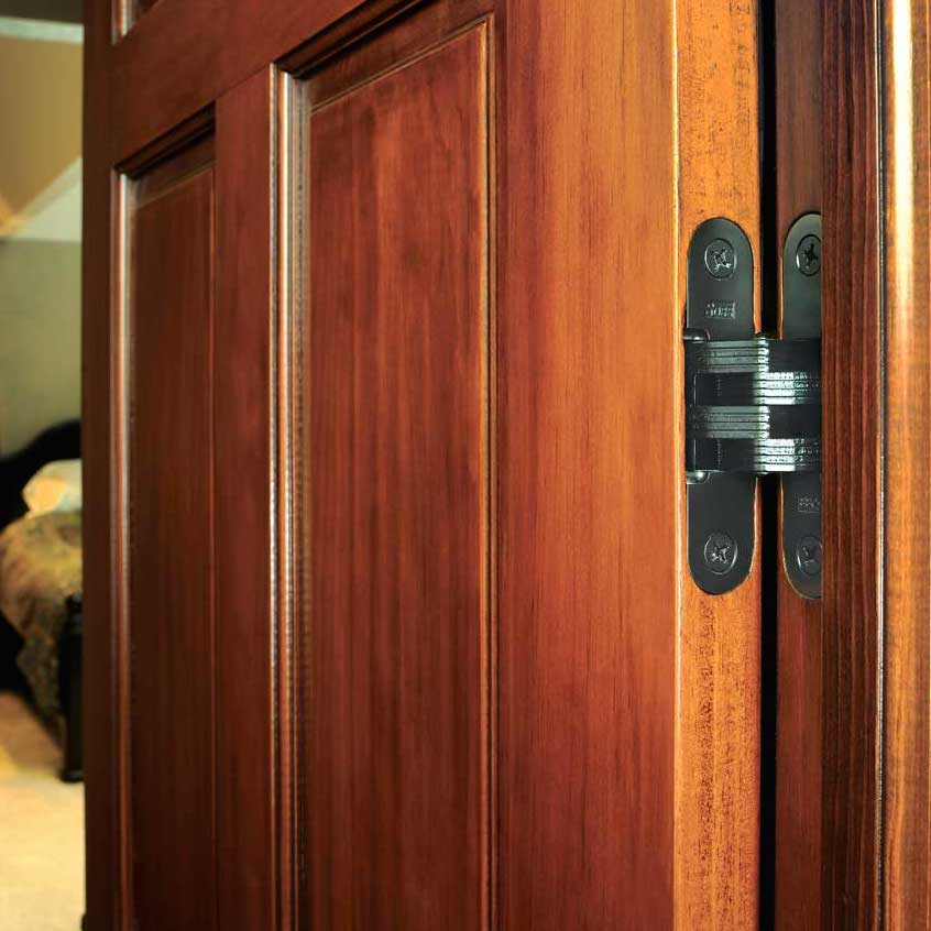 Soss Invisible Hinges Grand Banks Building Products