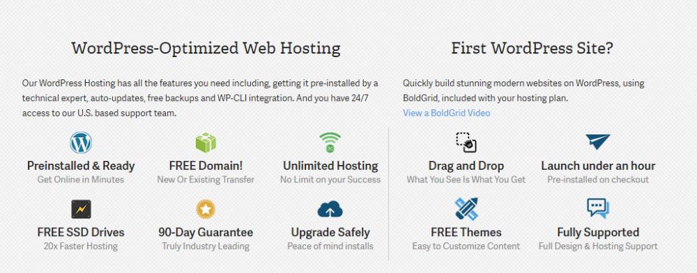 Хостинг и домен для wordpress как выложить на хостинг бесплатно