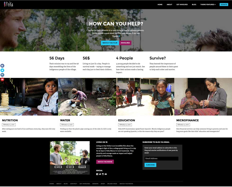 Pena Documentation - ThemeIsle Docs - 웹