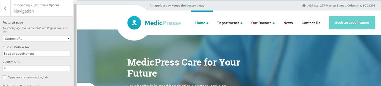 MedicPress Documentation - ThemeIsle Docs