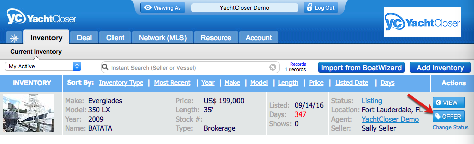 How To Create A Purchase And Sale Agreement Yachtcloser Help Center