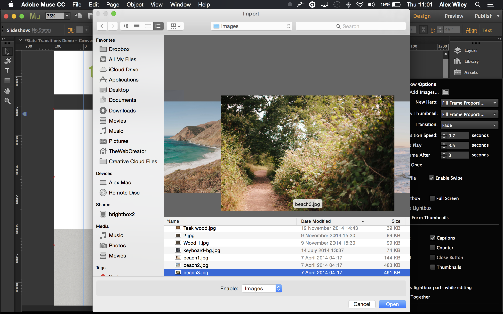 How to Change Images in a Slideshow - MuseThemes com Knowledge Base