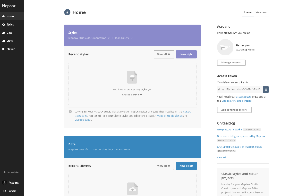 Configuring Mapbox - MuseThemes com Knowledge Base