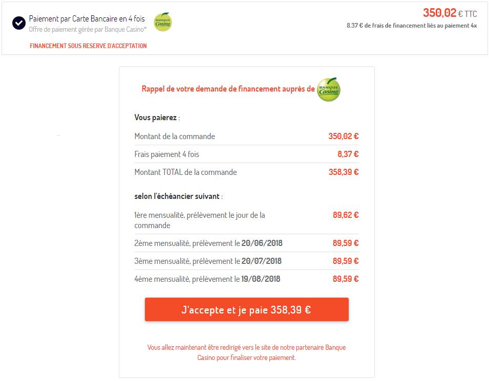Boulanger Carte Refusee.Qu Est Ce Que Le Paiement Cb En 4 Fois Misterfly B2c Fr