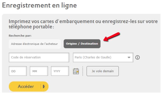 comment imprimer carte d embarquement easyjet Comment éditer sa carte d'embarquement ?   MisterFly B2C (FR)
