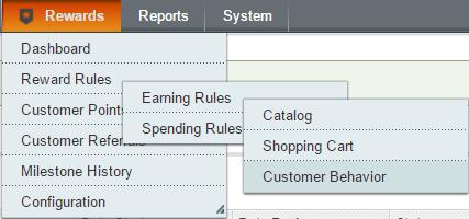 Lifetime Revenue Milestone - MageRewards Knowledgebase