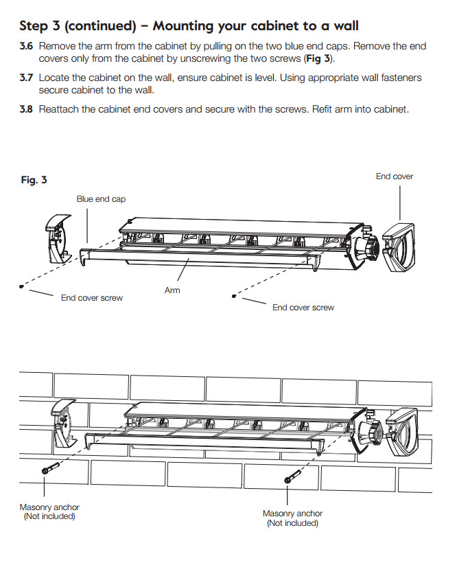 hills retracting 5 clothesline installation guide image 6