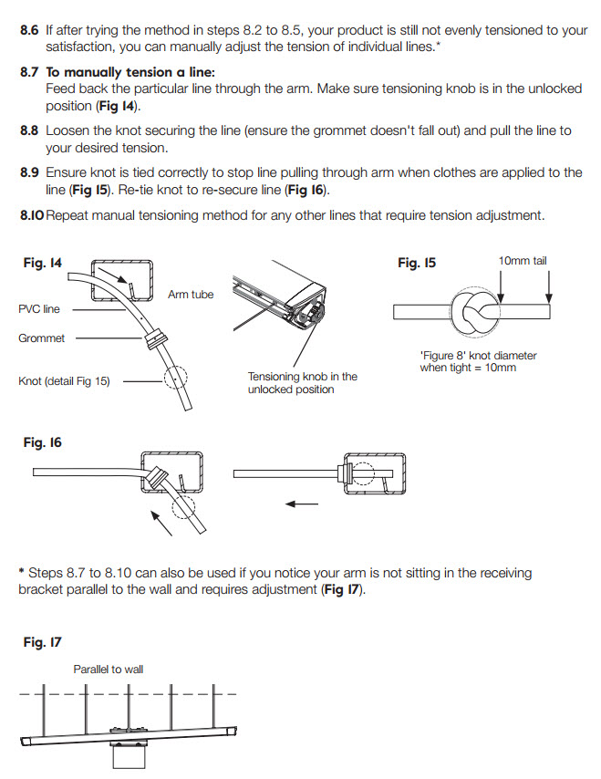 hills retracting 5 clothesline installation guide image 13